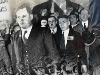 membres de ces fameuses ligues qui participèrent, suite à l'affaire Stavisky, à la manifestation du 6 février 1934 qui se solda par quinze