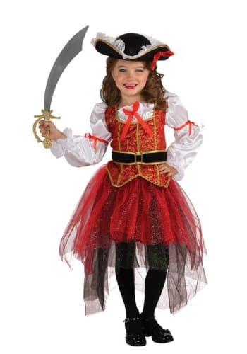 Pirate Princess   9 Enchanting Princess Costumes for Girls