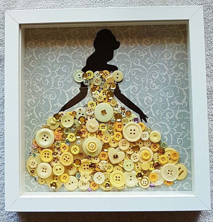 Belle button art