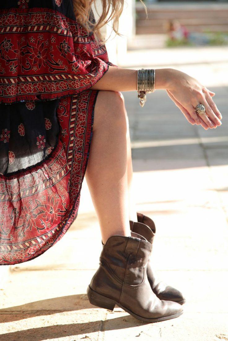 Bohemian boho style pinterest Bohemian fashion style pinterest