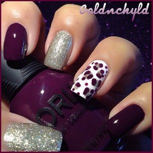 POLiSHED*GENiUS - Instagram Profile - Orly Plum Noir