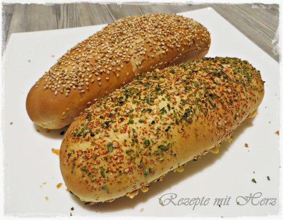 Rezepte mit Herz ♥: Baguettes a la Subway