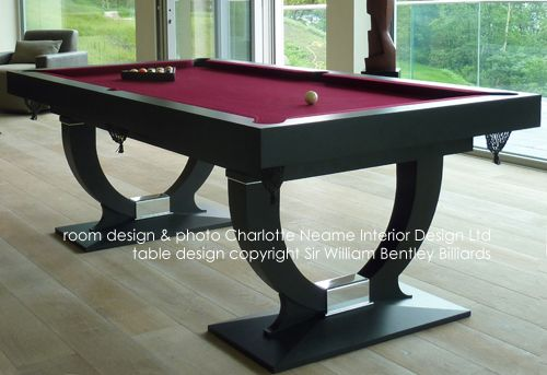 Bentley Continental 7ft pool table