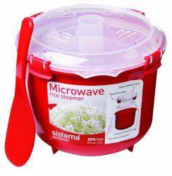Mikrowellengeschirr aus Glas und aus Plastik. Mikrowellengeschirrsets, Teller, Töpfe etc. zum kochen, backen und aufbewahren.f