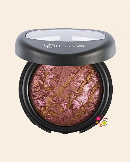 FLORMAR Terracotta Blush On Allık 044 Pink Bronze