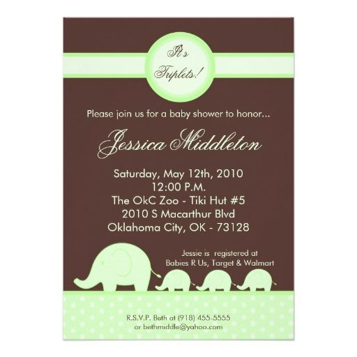 433 best Duck Baby Shower Invitations images on Pinterest Duck - best of invitation card for new zoo