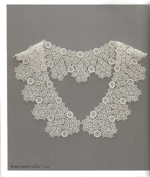 Takako Kitano (Peikko) - Tatting Lace Accessory Recipes - 2011. Tatting pattern ebook in Japanese language. Tatting lace motif and tatting jewelry patterns. Very beautiful and delicate motifs with easy-to-follow diagram. Paypal payment only, please. ***Can I pay with credit card if I dont have a PayPal account? - YES, you can. Heres an easy step-by-step tutorial : http://www.etsy.com/help/article/361 The listing is for an eBook (electronic book) IN JAPANESE LANGUAGE Pages: 85 File Type:...