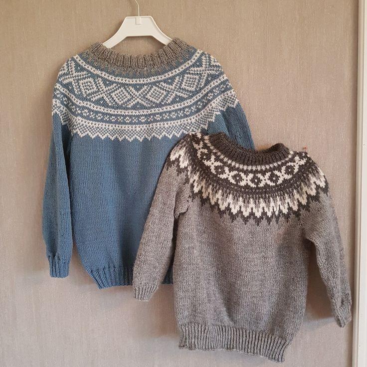 En marius og en rallar genser