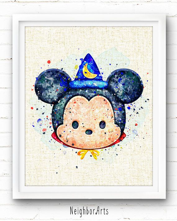 FREE SHIPPING Everywhere Disney Sorcerer Mickey door NeighborArts