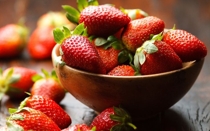 How nutritious are strawberries? Everything you need to know, some ideas about how to use them and a delicious strawberry lemon trifle recipe.