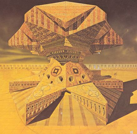 """The Legacy of Dune, Jodorowsky's """"God"""" Film   The Creators Project"""