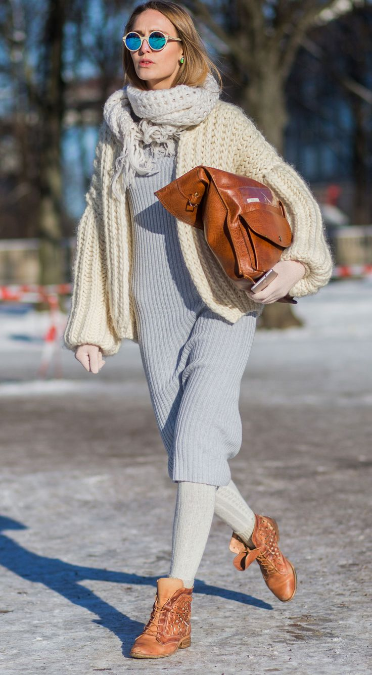 What Winter Street Style Looks Like Right Now