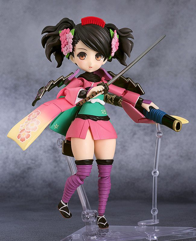 Pre-Order Release Date: May 2017 Once Demon Blades are drawn from their sheath, they begin thirsting for blood. Phat! Company teamed up with the garage kit dealer 'RyunRyunTei' Toona Kanshi to codevel