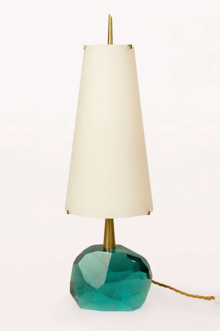 Pair of floor lamps produced by falkenbergs belysning ab in sweden at - Pair Of Table Lamps By Roberto Giulio Rida Italy Circa 2000