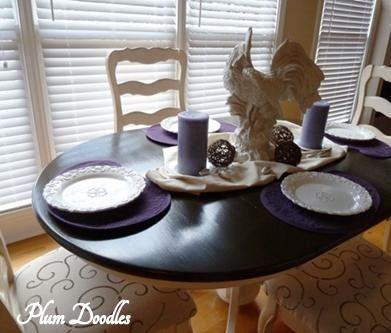 Table Refinishing Nightmare Top RedoRefinish Dining TablesFurniture