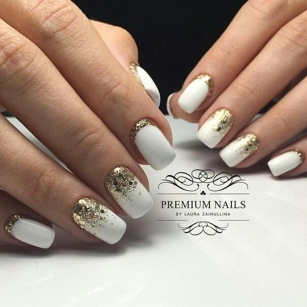 #осенний_маникюр #осень #ногти #nail #nail_art #autumn #autumn_nail