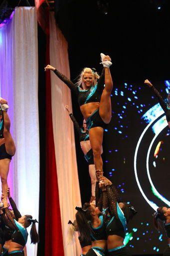 Cheer Extreme Senior Elite The Cheerleading Worlds 2014