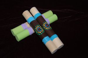 Make Your Own Bilma – Australian Clapsticks! | Making Multicultural Music
