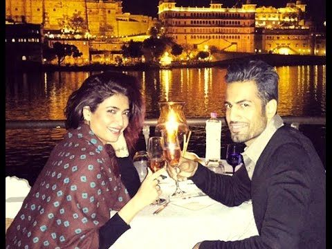 Karishma Tanna Date With Upen Patel