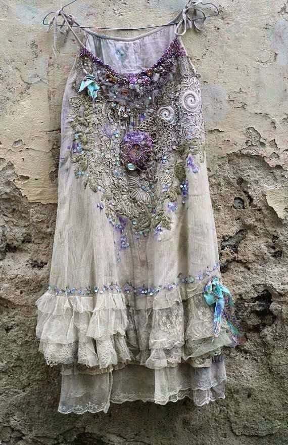 Beautiful Embroidered Dress