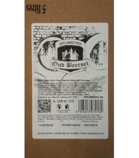 Oud Beersel Oude Lambiek Bag-in-Box 5 L
