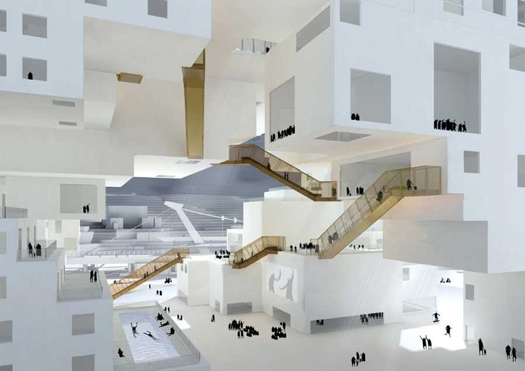 Taipei Performing Arts Center Design by NL architects