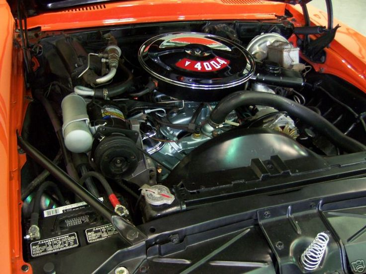 1969 Firebird Engine | Firebird | 1969 firebird, Firebird ...