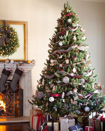 Vermont White Spruce Artificial Christmas tree