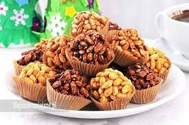 muffins made with precooked rice