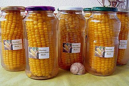 Maiskolben zum Grillen auf Vorrat (Rezept mit Bild) | Chefkoch.de
