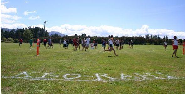 Ki-o-Rahi game revived in Marborough