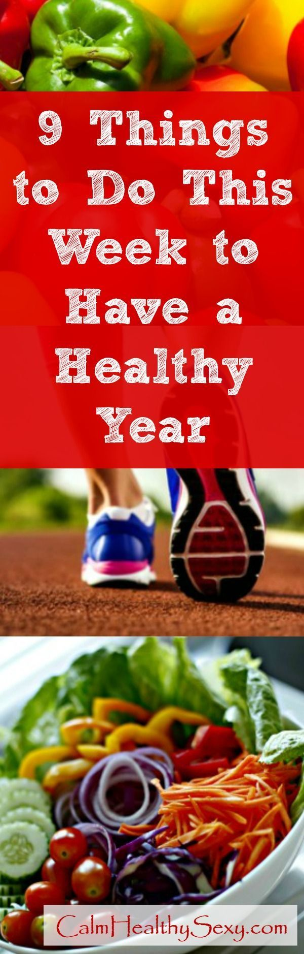 9 simple things you can do right to live healthier and feel happier this year. Healthy diet | Exercise and fitness | Sleep #Exercise #Fitness #Healthyliving #Healthyeating