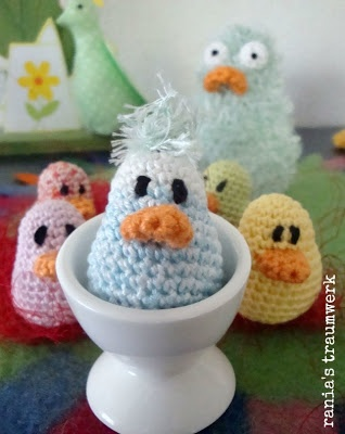 Chick, Chick... Hurra!!!