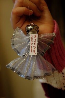 Thank you nannygoat.  We made these for the Relief Society Sisters this year.  Soooo cute.  This is the back.