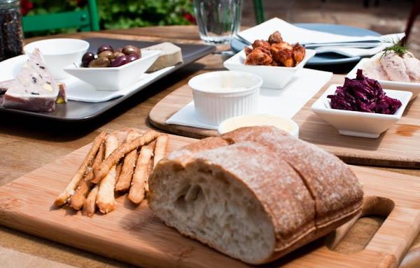 Grazing Platter at Wombat Hill House