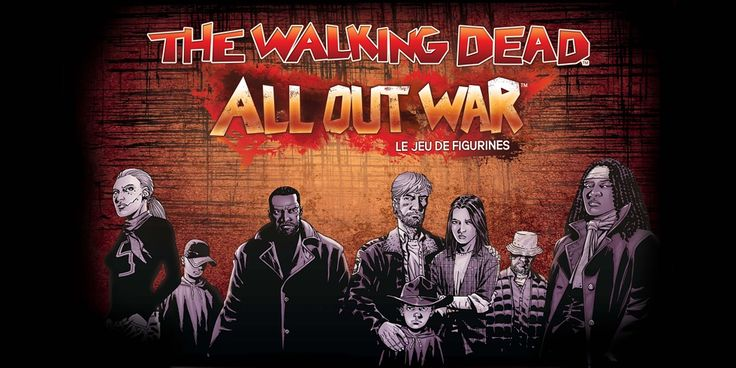 Concours The Walking Dead - All out War