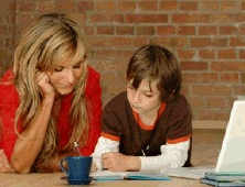 A plethora of worksheets and other resources (like flashcards) to help supplement your child's learning.