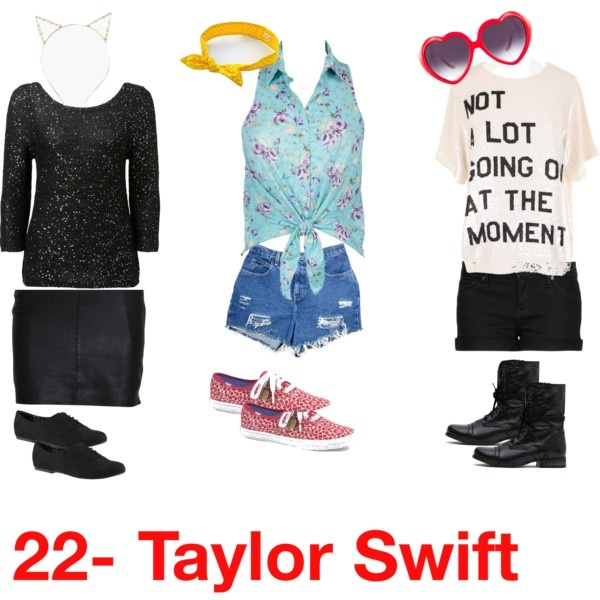 How to dress like Taylor Swift in 22!!! <3