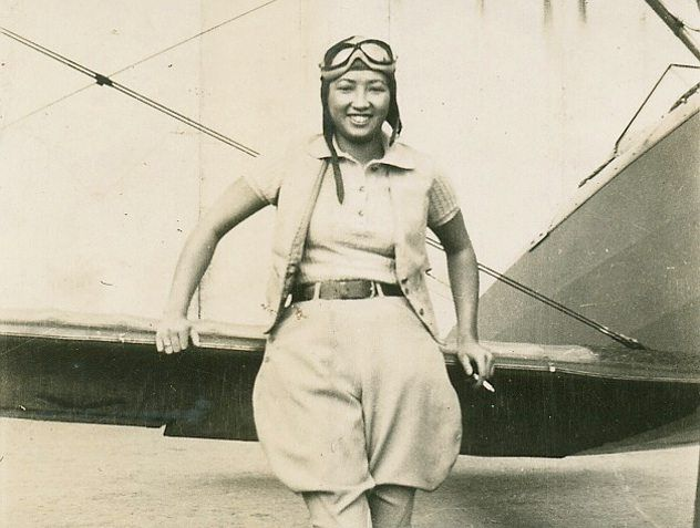 Hazel Ying-Lee was the first Chinese-American woman to fly for the US Military. She was born in the United States and thought of it as her home—and so, when the Japanese attacked Pearl Harbor, she signed up to fight.