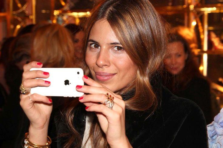 Tyska bloggaren Maja Wyh är en av de modebloggare som du borde följa, Getty Images.