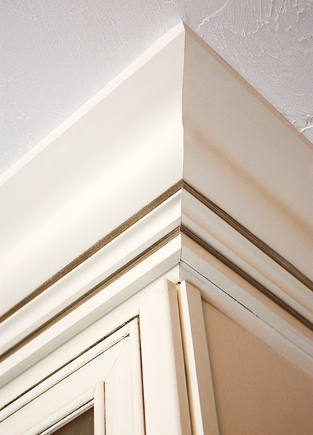 Glazed Crown Molding : Best images about how to paint crown moulding on