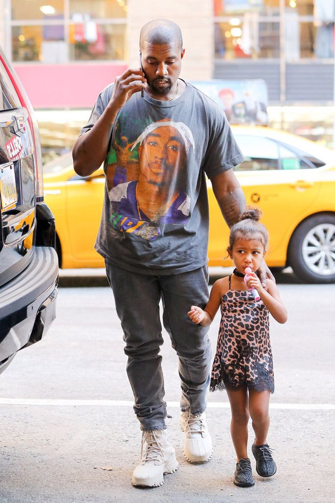 North West S Cool Kid Shoe Style Photos Footwear News Kanye West Style Kanye West And Kim Kanye West Photo