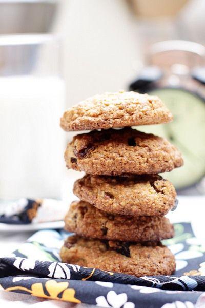 Продолжаем про печенье. Как будем смешивать, что такое Icebox Cookie и ОВСЯНОЕ ПЕЧЕНЬЕ - La Pâtissière