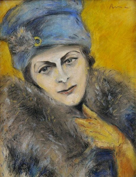 I have just today discovered the works of Hungarian artist József Rippl-Rónai (1861 - 1927). I'm finding myself loving SO many of his paintings!