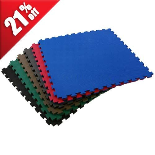 home gymnastics mat martial arts mats showing stack of tiles - Gymnastics Mats For Home