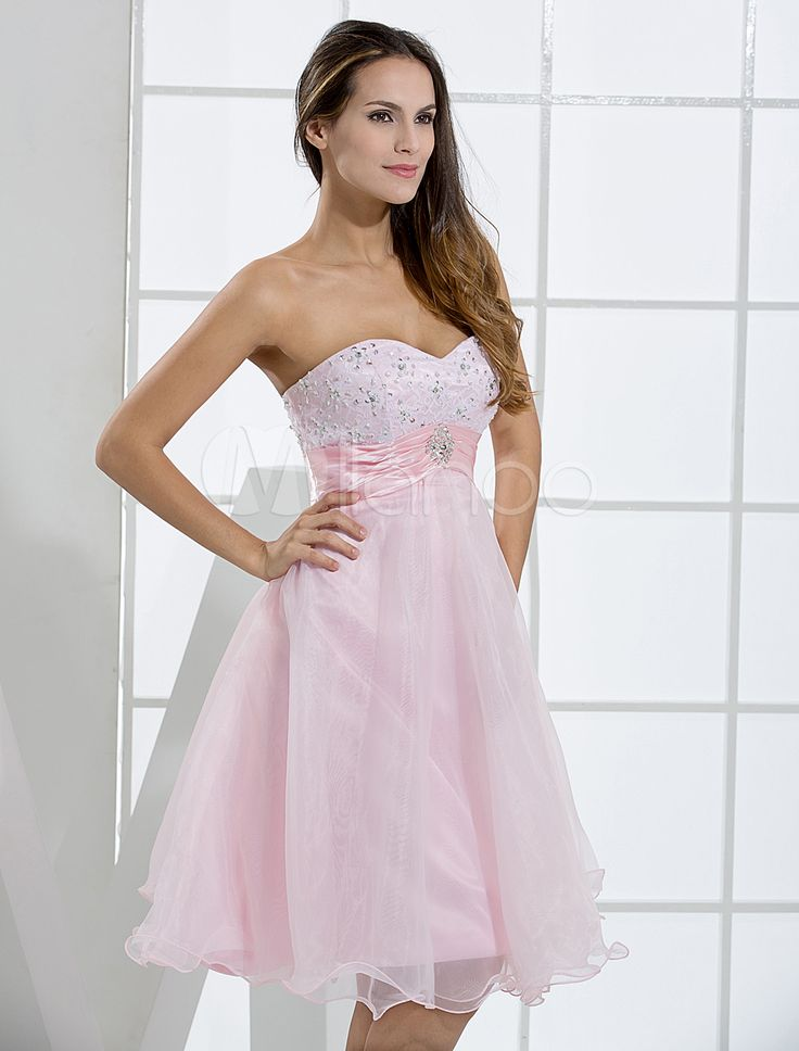 #Milanoo.com Ltd          #Homecoming Dresses       #Cute #Pink #Sweetheart #Neckline #Tulle #A-line #Womens #Homecoming #Dress   Cute Pink Sweetheart Neckline Tulle A-line Womens Homecoming Dress                                      http://www.snaproduct.com/product.aspx?PID=5682607