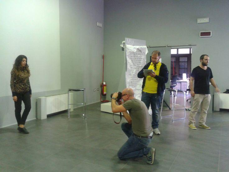 Backstage Fotografico Designers - Rethinking the Product 2013
