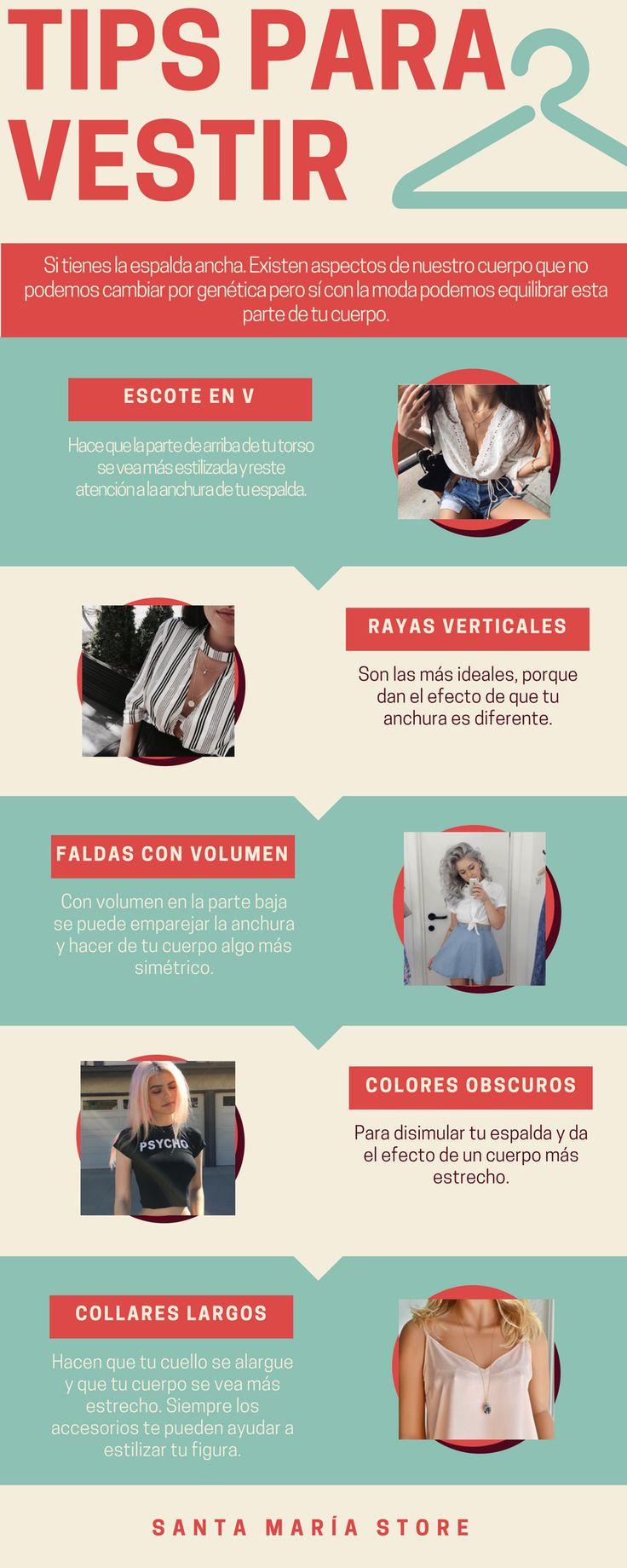 Para todas esas chicas que sienten que su espalda es muy ancha, aquí algunos tips para verte muy estilizada #itsaboutyou