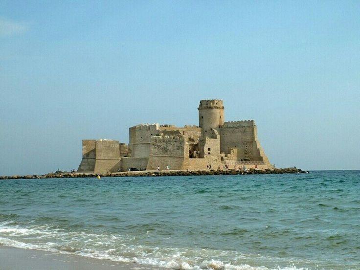 Castello di Le Castella Isola Di Capo Rizzuto Crotone