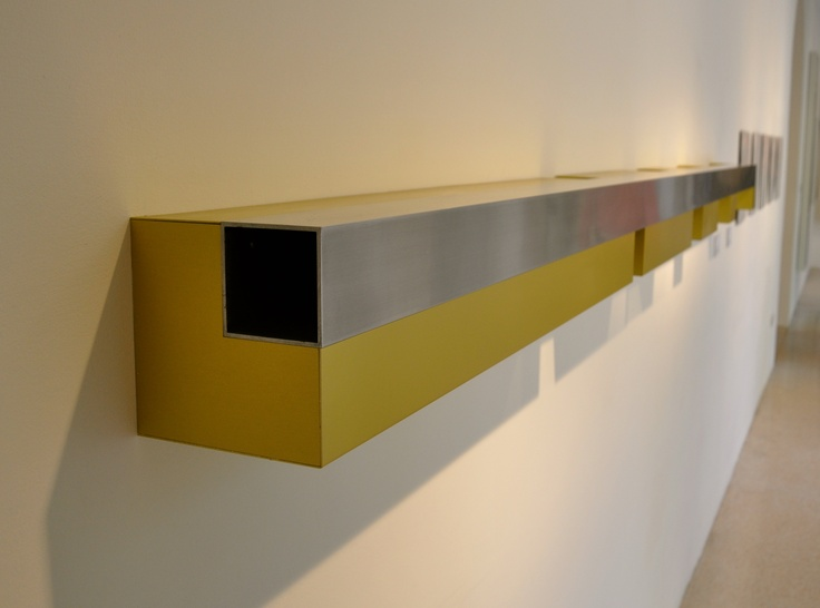 Donald Judd, Peggy Guggenheim Collection in Venice